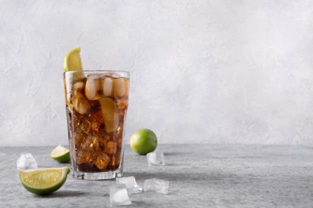 rom og cola